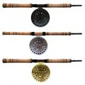 Sheffield S-1002 Centerpin Reel/DRII Float Rod Combo
