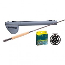 Sage Approach Fly Fishing Outfits