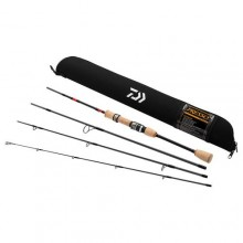 Daiwa Presso Ultralight Spinning Pack Rods